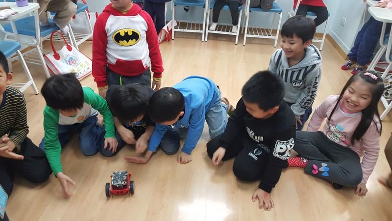 STEM機器人